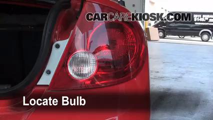 2010 Chevrolet Cobalt LT 2.2L 4 Cyl. Sedan (4 Door) Éclairage