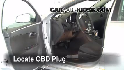 2010 Chevrolet Malibu LT 2.4L 4 Cyl. Lumière « Check engine » du moteur