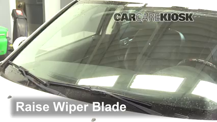 2010 Chrysler Sebring LX 2.7L V6 Sedan (4 Door) Windshield Wiper Blade (Front)