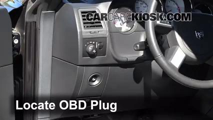 2010 Dodge Challenger RT 5.7L V8 Lumière « Check engine » du moteur