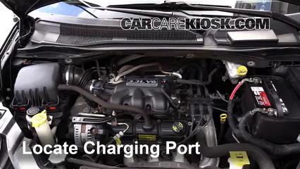 2010 Dodge Grand Caravan SE 3.3L V6 FlexFuel Climatisation