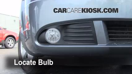 2010 Dodge Journey SXT 3.5L V6 Lights Fog Light (replace bulb)