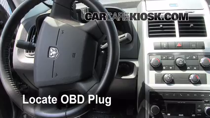 2010 Dodge Journey SXT 3.5L V6 Check Engine Light