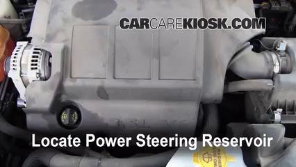 2010 Dodge Journey SXT 3.5L V6 Power Steering Fluid