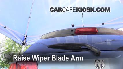 2010 Dodge Journey SXT 3.5L V6 Windshield Wiper Blade (Rear)