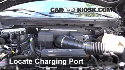 2010 Ford F-150 SVT Raptor 6.2L V8 Aire Acondicionado
