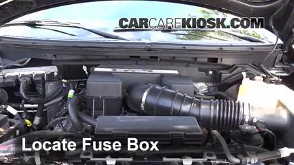 2010 Ford F-150 SVT Raptor 6.2L V8 Fusible (motor)