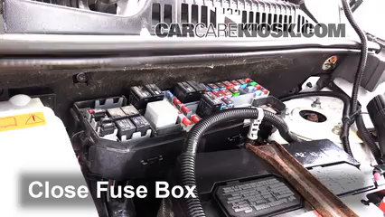 replace a fuse: 2010-2013 ford transit connect - 2010 ford transit connect  xlt 2.0l 4 cyl. mini cargo van  carcarekiosk