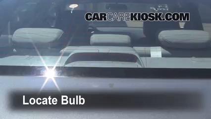 2010 Hyundai Elantra GLS 2.0L 4 Cyl. Luces Luz de freno central (reemplazar foco)
