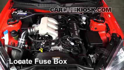 2010 Hyundai Genesis Coupe 3.8 3.8L V6 Fusible (moteur)