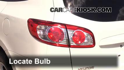 2010 Hyundai Santa Fe SE 3.5L V6 Éclairage