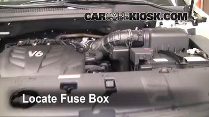2010 Kia Sedona LX 3.8L V6 Fuse (Engine)