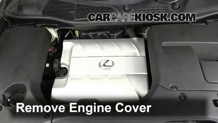 2010 Lexus RX350 3.5L V6 Battery