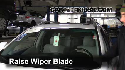 2010 Lexus RX350 3.5L V6 Windshield Wiper Blade (Front)