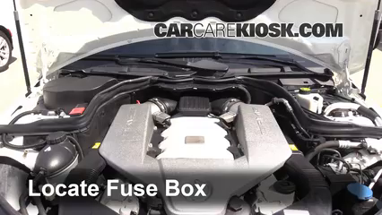 2010 Mercedes-Benz C63 AMG 6.3L V8 Fuse (Engine)