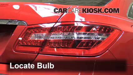 2010 Mercedes-Benz E350 3.5L V6 Coupe (2 Door) Lights