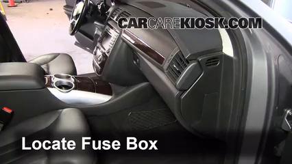 2010 Mercedes-Benz R350 4Matic 3.5L V6 Fuse (Interior)