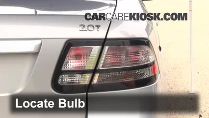 2010 Saab 9-3 2.0T 2.0L 4 Cyl. Turbo Sedan Lights