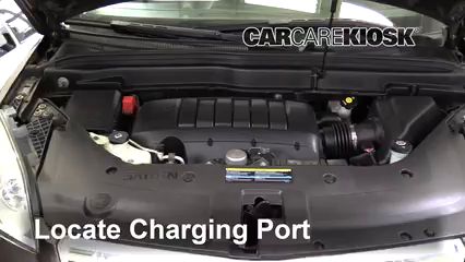 2010 Saturn Outlook XE 3.6L V6 Air Conditioner