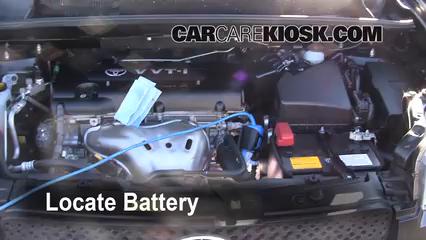 2010 Scion xB 2.4L 4 Cyl. Battery