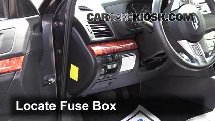 2010 Subaru Legacy 3.6R Limited 3.6L 6 Cyl. Fusible (interior)