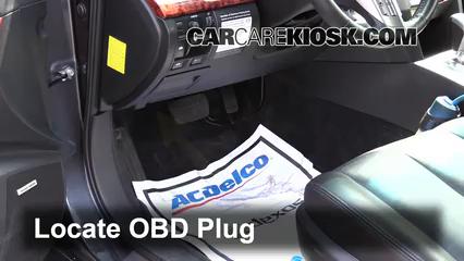2010 Subaru Legacy 3.6R Limited 3.6L 6 Cyl. Compruebe la luz del motor