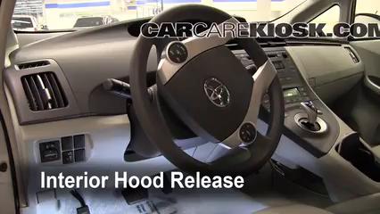 2010 Toyota Prius 1.8L 4 Cyl. Belts