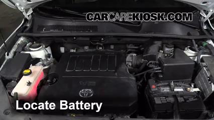 2010 Toyota RAV4 Limited 3.5L V6 Battery