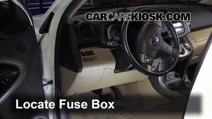 2010 Toyota RAV4 Limited 3.5L V6 Fuse (Interior)