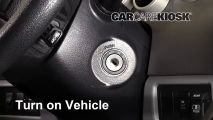 2010 Toyota Tundra SR5 4.6L V8 Extended Crew Cab Pickup Bluetooth