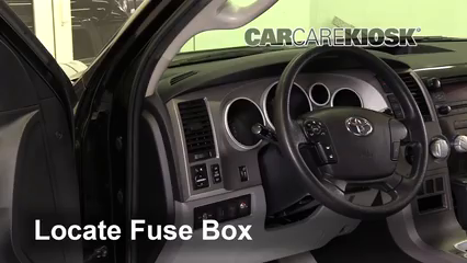 2010 Toyota Tundra SR5 4.6L V8 Extended Crew Cab Pickup Fuse (Interior)
