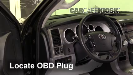2010 Toyota Tundra SR5 4.6L V8 Extended Crew Cab Pickup Check Engine Light