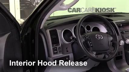 2010 Toyota Tundra SR5 4.6L V8 Extended Crew Cab Pickup Belts