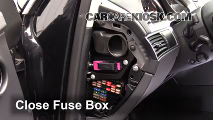 interior fuse box location: 2005-2011 audi a6 quattro ... 2003 audi a6 quattro fuse box diagram #2