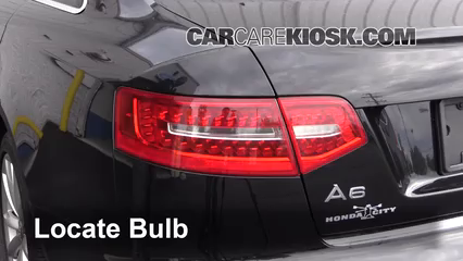 2011 Audi A6 Quattro 3.0L V6 Supercharged Lights