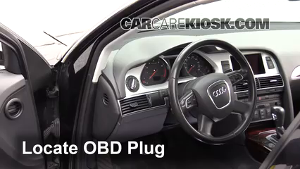 Engine Light Is On: 2005-2011 Audi A6 Quattro - What to Do - 2011