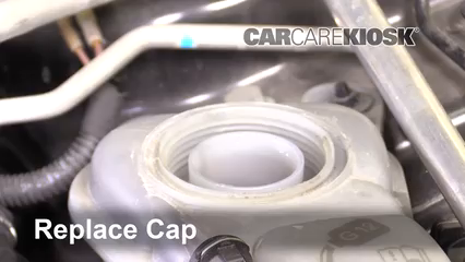 Fix Coolant Leaks: 2010-2016 Audi S4 - 2011 Audi S4 3 0L