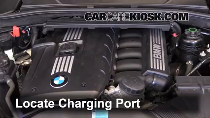 2011 BMW 128i 3.0L 6 Cyl. Coupe Air Conditioner