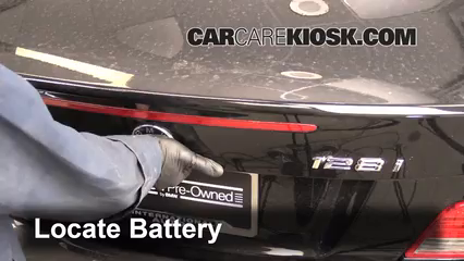 2011 BMW 128i 3.0L 6 Cyl. Coupe Battery