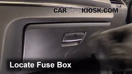 2011 BMW 128i 3.0L 6 Cyl. Coupe Fuse (Interior)