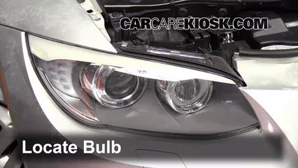 Headlight Change BMW I XDrive BMW I XDrive - Bmw 328i coupe 2011