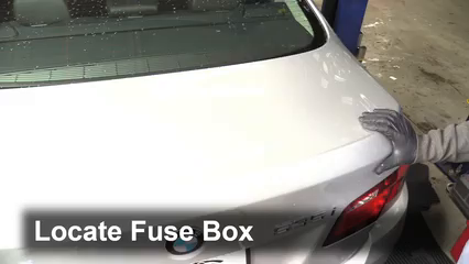 replace a fuse 2010 2017 bmw 535i 2011 bmw 535i 3 0l 6 cyl turbo rh carcarekiosk com 2011 bmw 535i fuse box location 2012 bmw 535i fuse box
