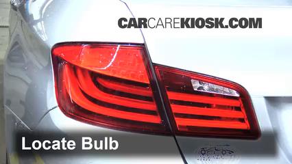 2011 bmw 535i 3 0l 6 cyl  turbo lights turn signal - rear (replace