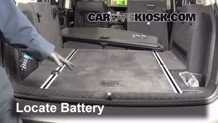 Battery Replacement: 2011 2016 BMW X3   2011 BMW X3 xDrive28i 3.0L