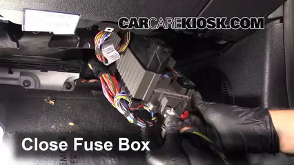 2011 BMW Z4 sDrive30i 3.0L 6 Cyl.%2FFuse Interior Part 2 interior fuse box location 2009 2016 bmw z4 2011 bmw z4 2010 bmw fuse box location at crackthecode.co
