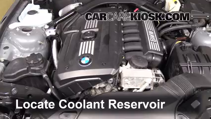2011 BMW Z4 sDrive30i 3.0L 6 Cyl. Fluid Leaks