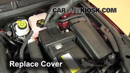 How To Jumpstart A 2010 2016 Buick Lacrosse 2011 Buick