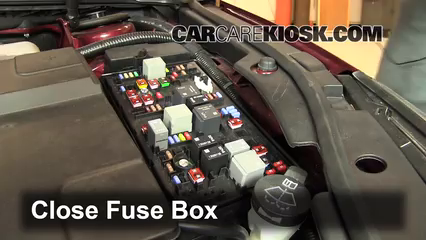2011 Buick LaCrosse CX 2.4L 4 Cyl.%2FFuse Engine Part 2 replace a fuse 2010 2016 buick lacrosse 2011 buick lacrosse cx 2006 buick lacrosse fuse box at webbmarketing.co