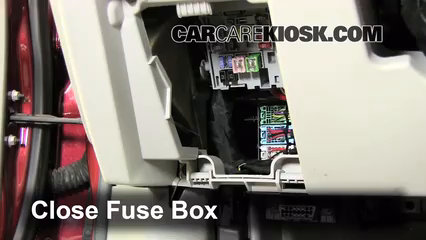 interior fuse box location: 2010-2016 buick lacrosse - 2011 buick lacrosse  cx 2 4l 4 cyl