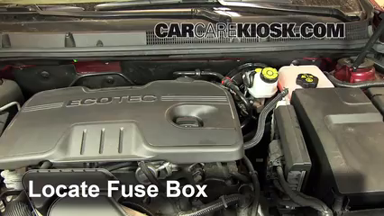 2011 Buick LaCrosse CX 2.4L 4 Cyl. Fuse (Engine)